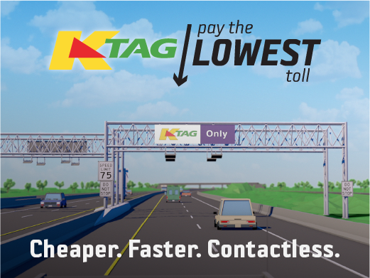 Cheaper. Faster. Contactless.